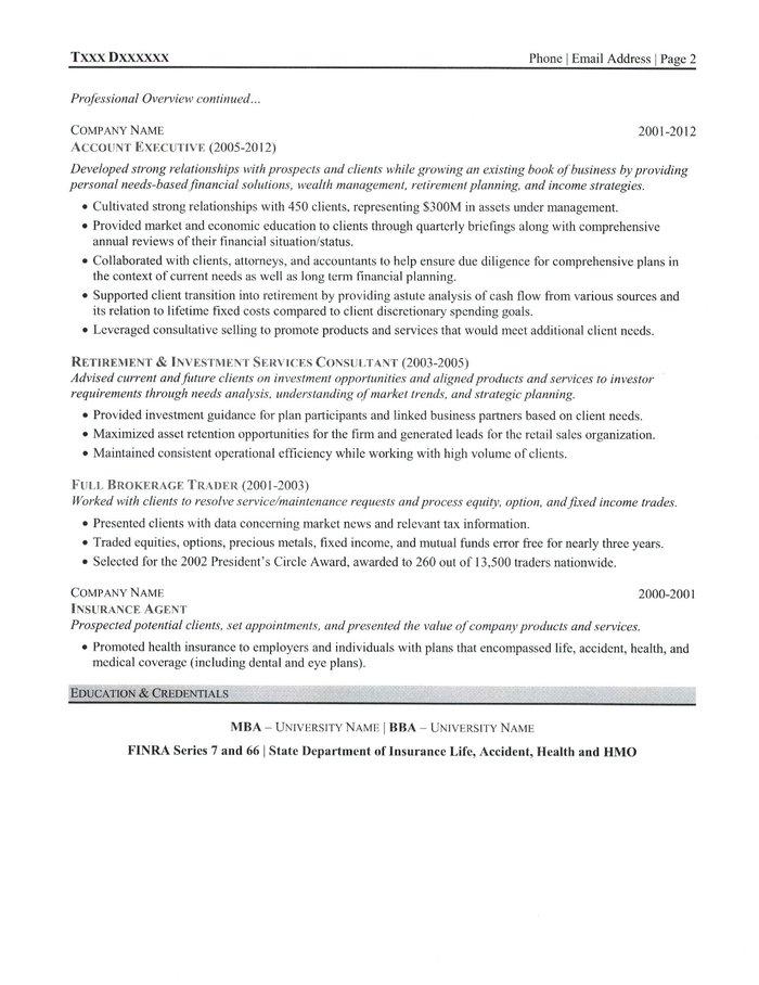 financial advisor resume template - Alannoscrapleftbehind - tax consultant resume