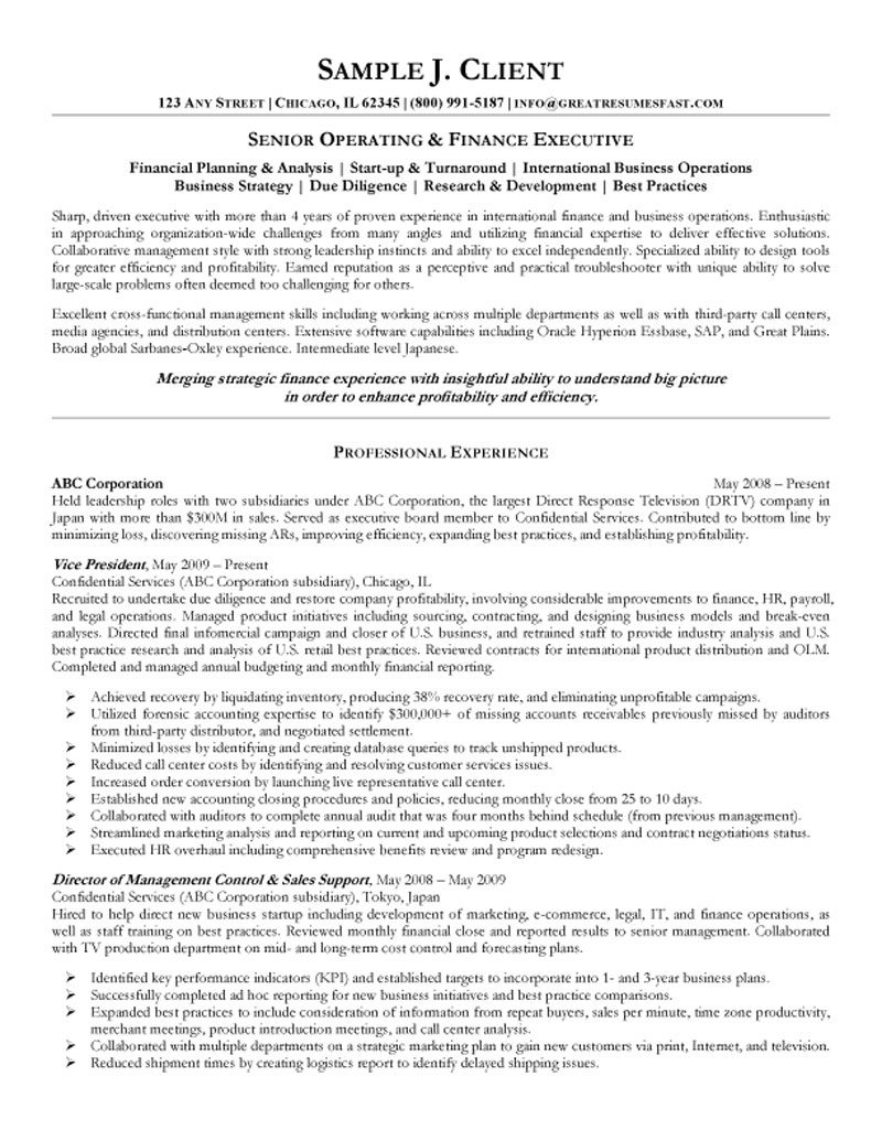 Process analyst resume samples