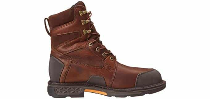 The Best Square Toe Lace Up Work Boots February 2019