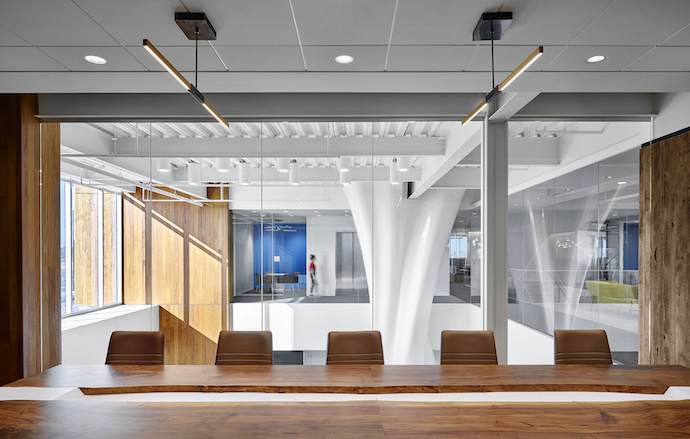 Got Milk? The New Branded Offices of the Dairy Farmers of America Do - new farmers of america