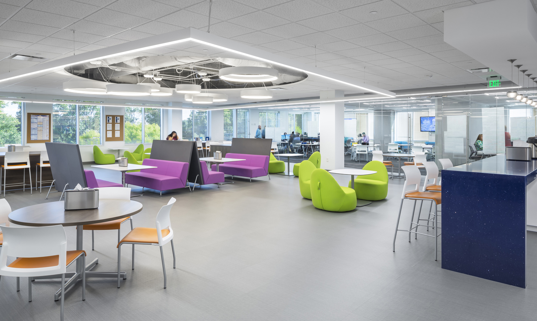 Smithgroup Gives A Call Center Flexibility And Adaptability Nationwide Work Design Magazine