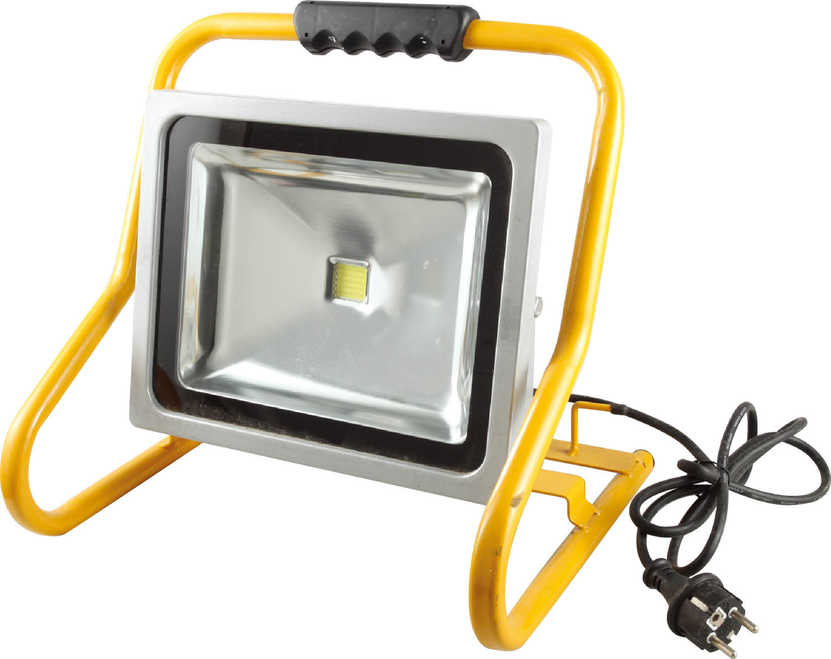 Eclairage Led Chantier Projecteur De Chantier Led 50w Portable Ip44