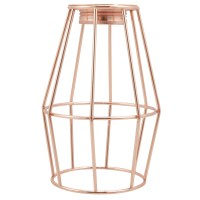 Industrial Cage Pendant Lamp Cover Hanging Light Vintage ...