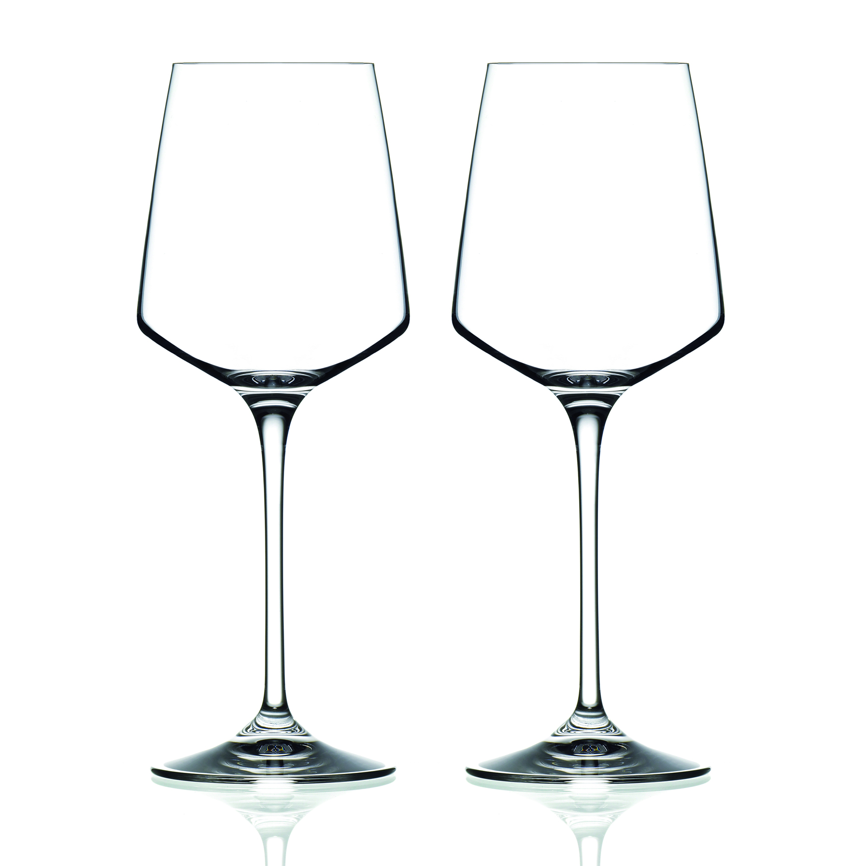 High Quality Wine Glasses 2x Rcr Elegant White Wine Glass Goblet Premium Italian
