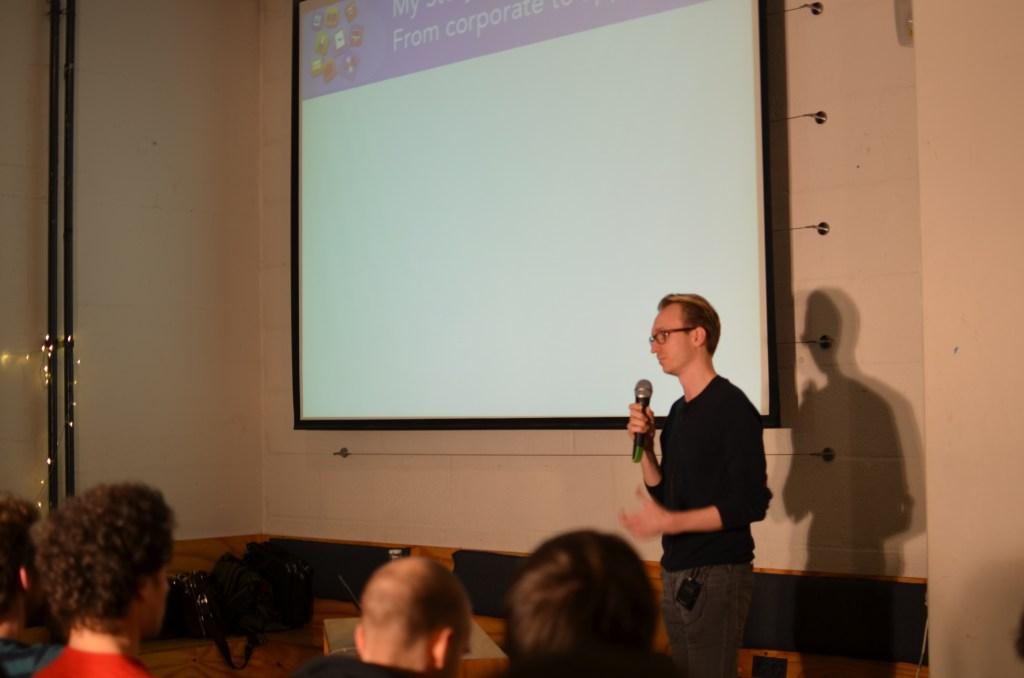 4hww presentation meetup