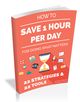 Save 1 Hour per Day