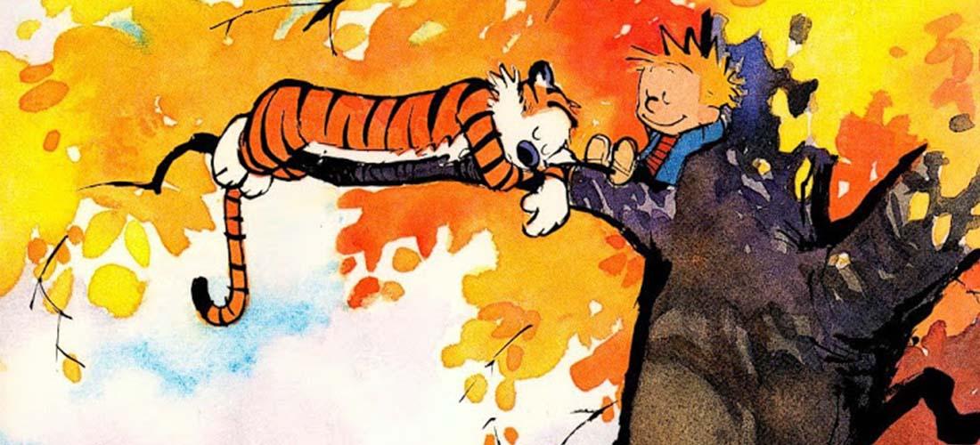 Calvin And Hobbes Fall Wallpaper Calvin Amp Hobbes Amp Gandhism Workouttrends Com