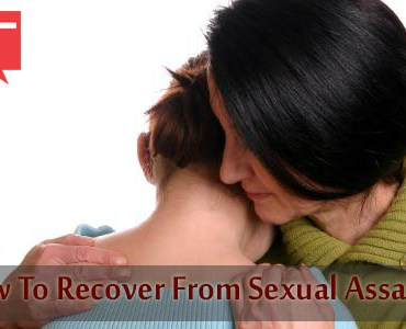 guide to recover from sexual assault