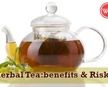 herbal tea benefits and risks