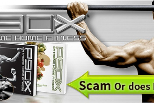 Is p90x scam or does it work