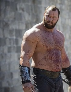 The Mountain's Workout From Game of Thrones – Hafthor Bjornsson