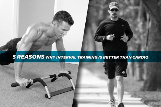 5 Reasons Why Interval Training Is Better Than Cardio