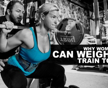 Why Women Can Weight Train Too