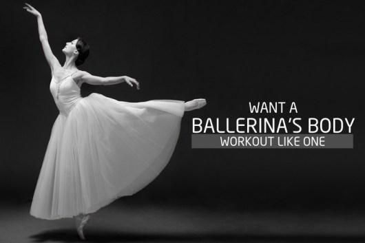 Workout like a ballerina