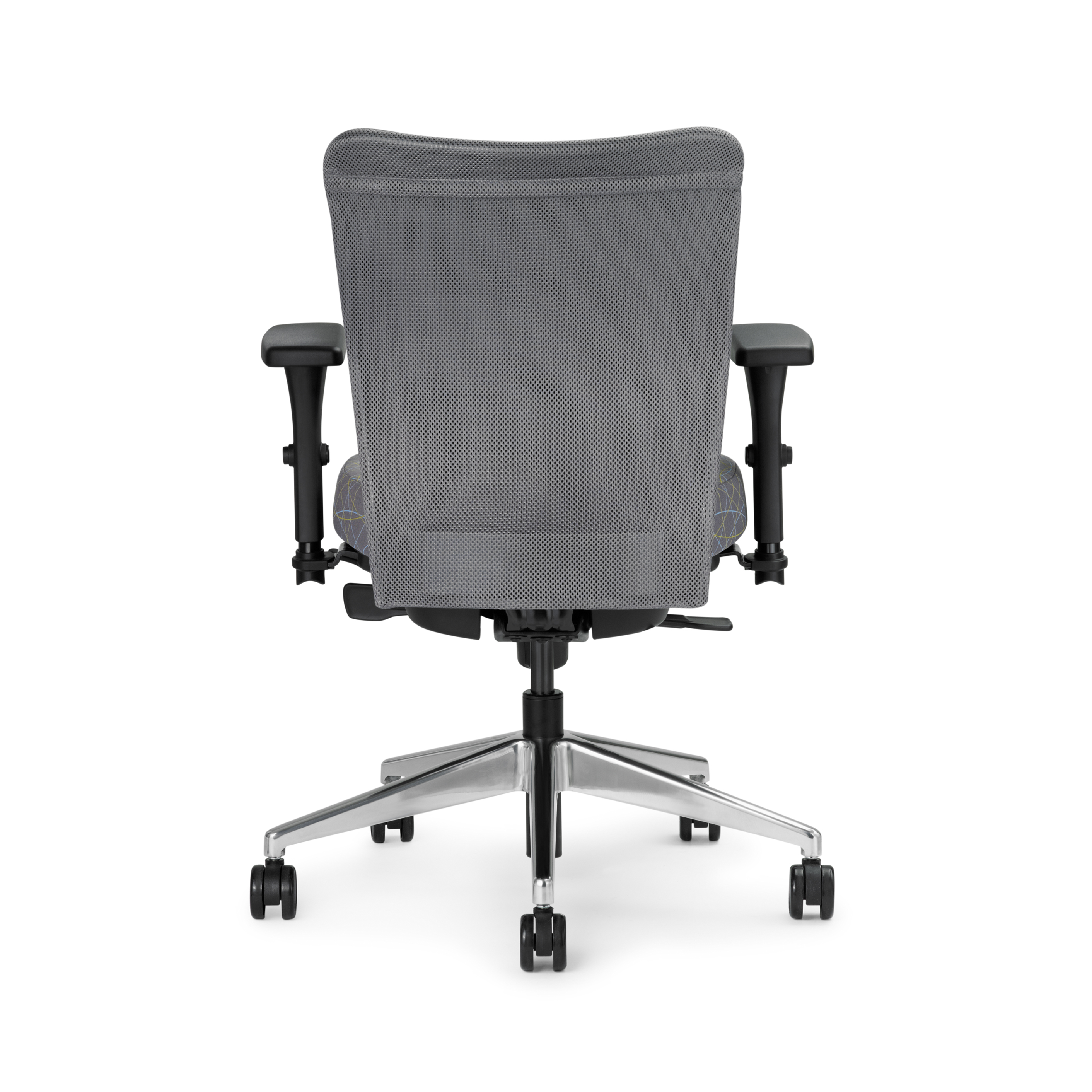 Officeworks Stools Inertia Chair And Inertia Mesh Side Plus 43 Chair Seating
