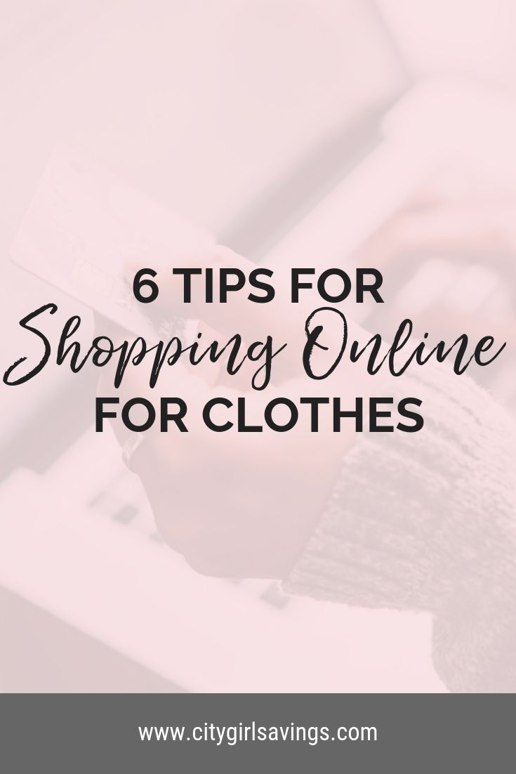 Clothes Quotes Success Work Quotes 6 Tips For Shopping For Clothes Online