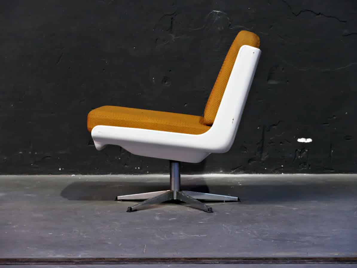 Mid Century Sessel Vintage Design Sessel No 223 Vario Pur Easy Chair