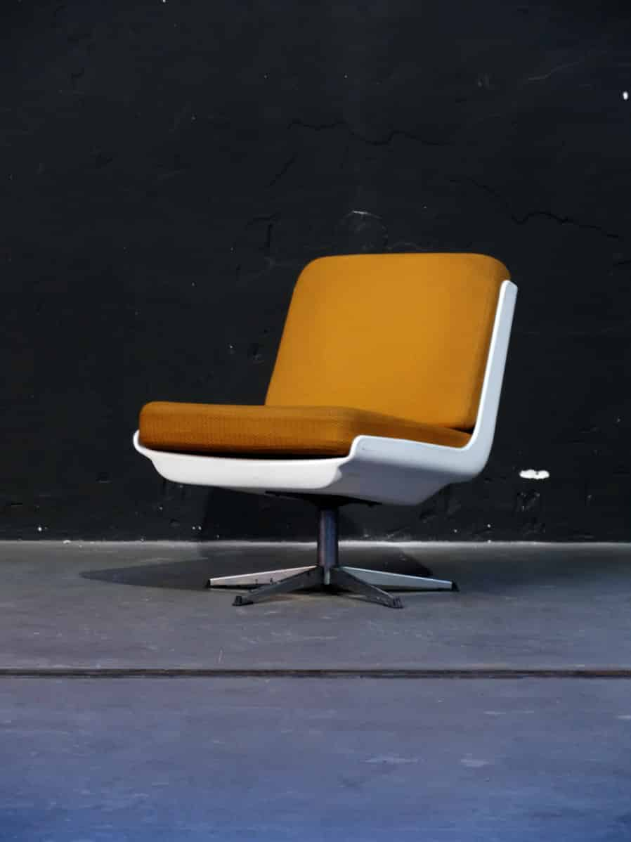 Lounge Sessel Berlin Vintage Design Sessel No 223 Vario Pur Easy Chair