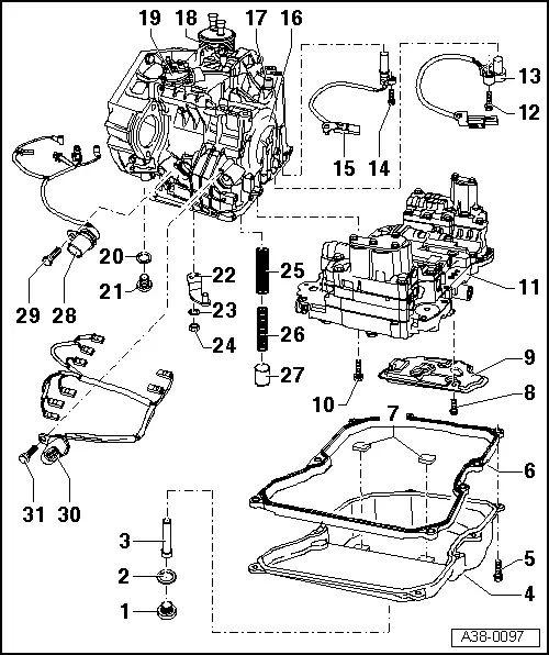 wiring diagram audi a3 2011