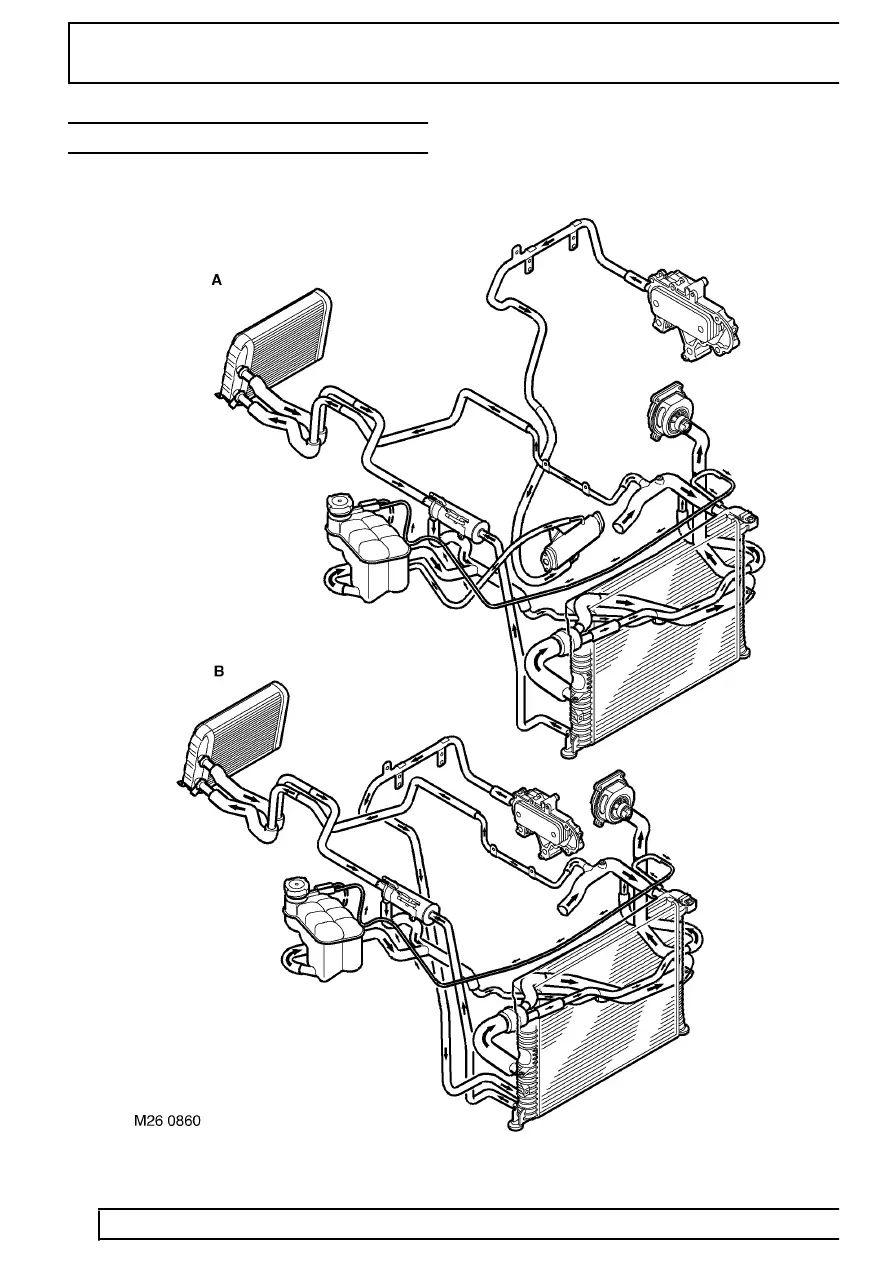land rover td5 Schaltplang