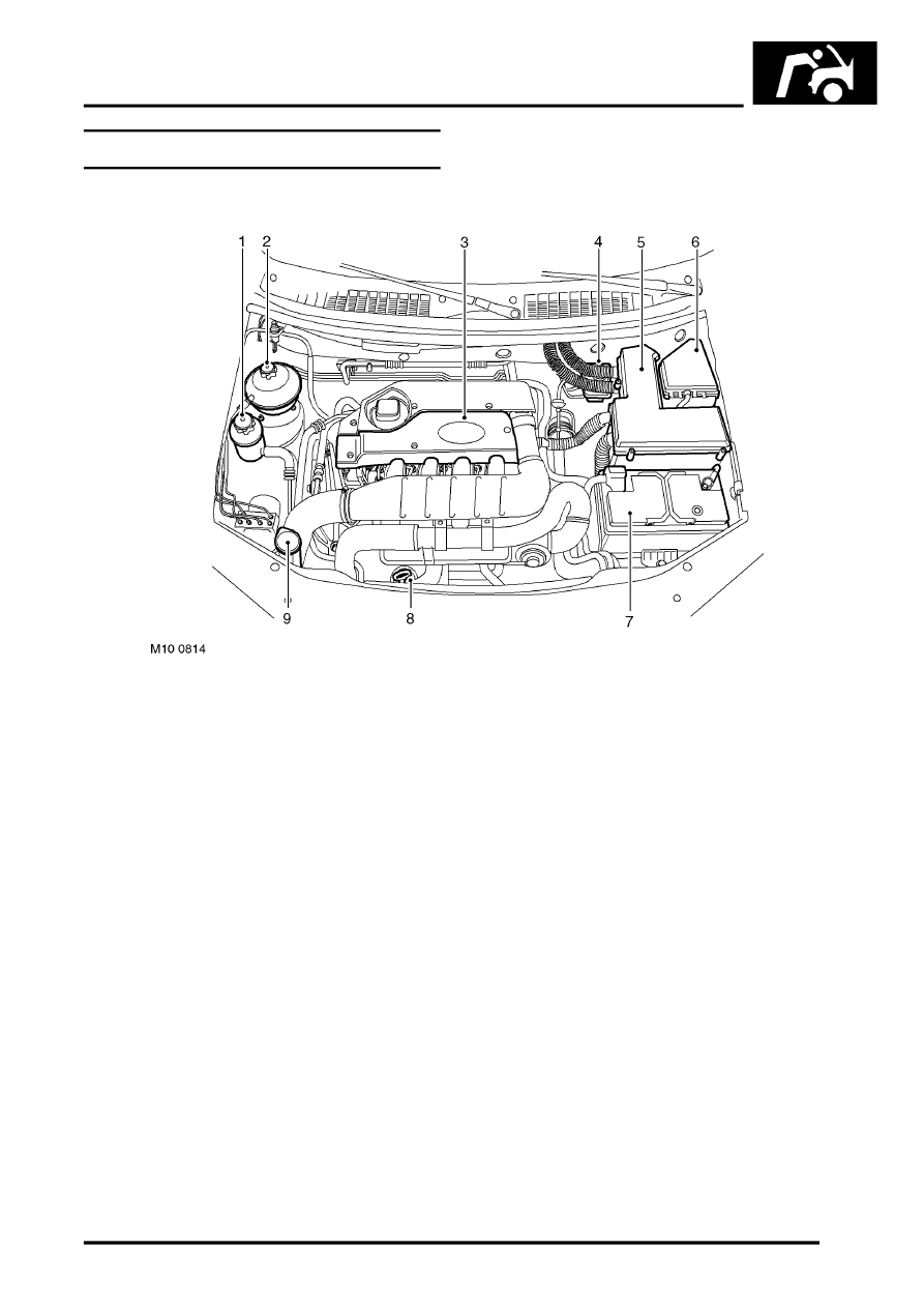 1995 land rover engine diagram