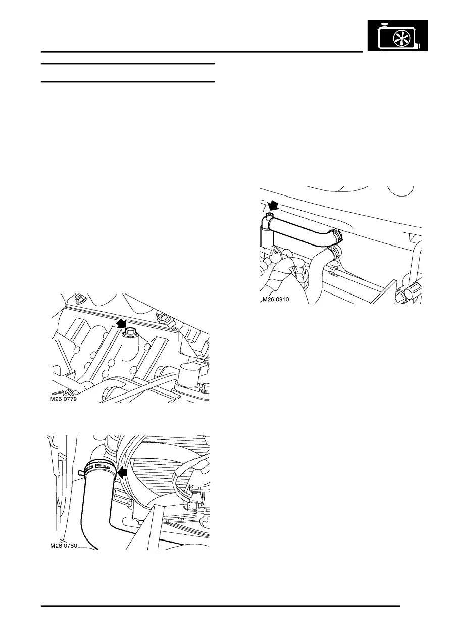land rover coolant