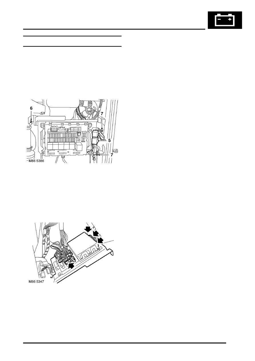 land rover freelander 2 fuse box diagram