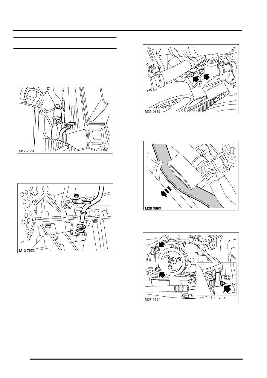 99 lincoln navigator oil filter diagram