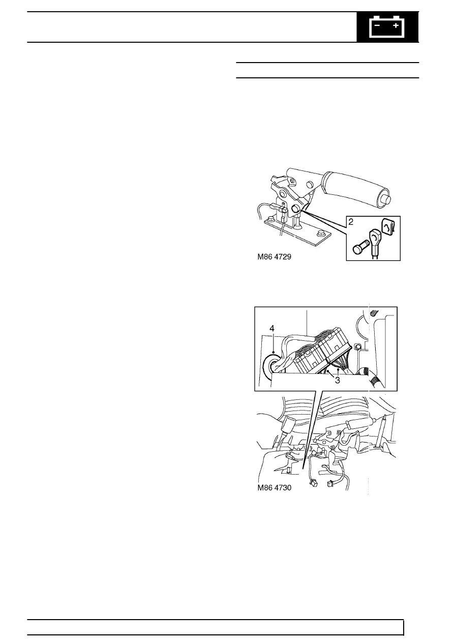 range rover p38 fuse box problems