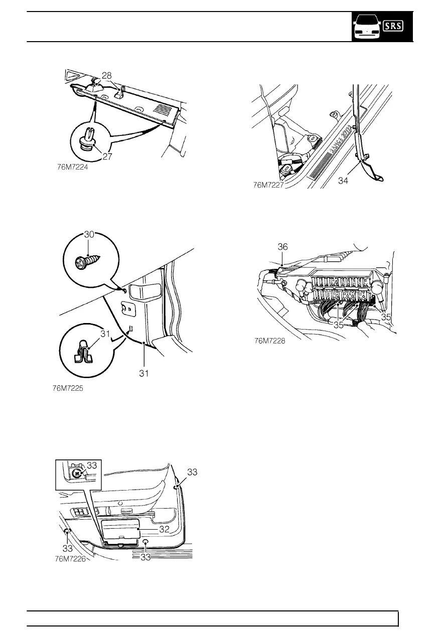 becm fuse box range rover