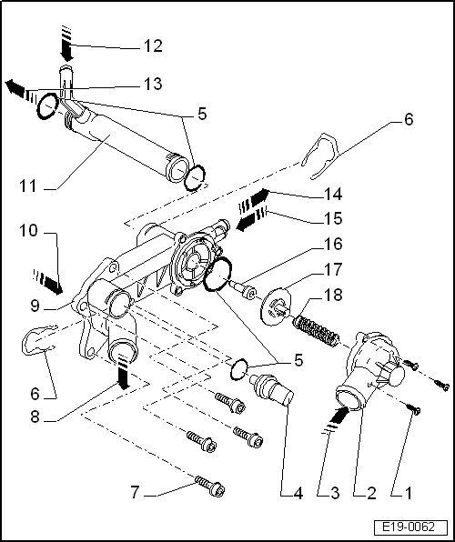 seat arosa engine diagram