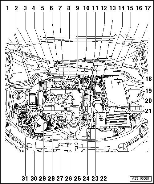 seat alhambra engine diagram