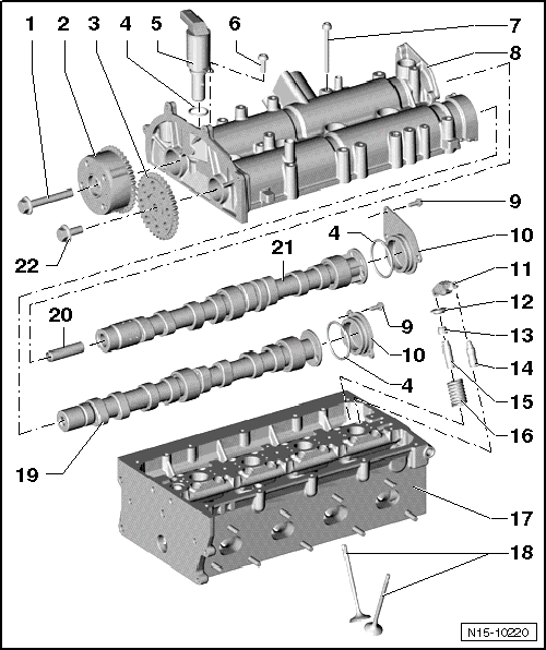 6 cylinder engine diagram