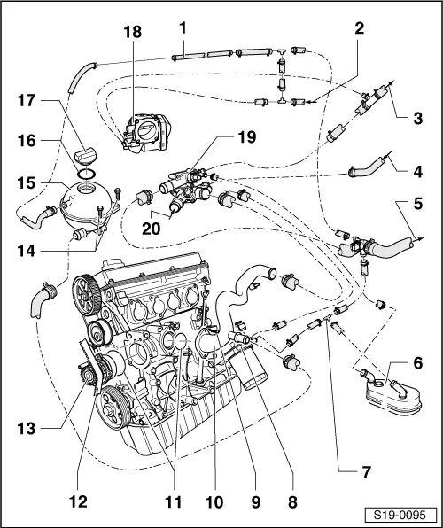 skoda octavia fuel pump diagram