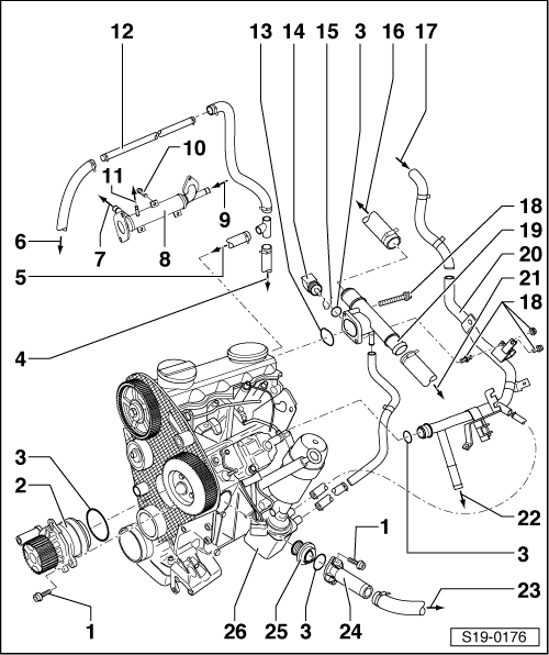vw t4 25 tdi wiring diagram