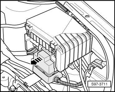 fuse box in skoda octavia