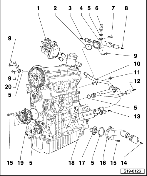 skoda fabia engine diagram