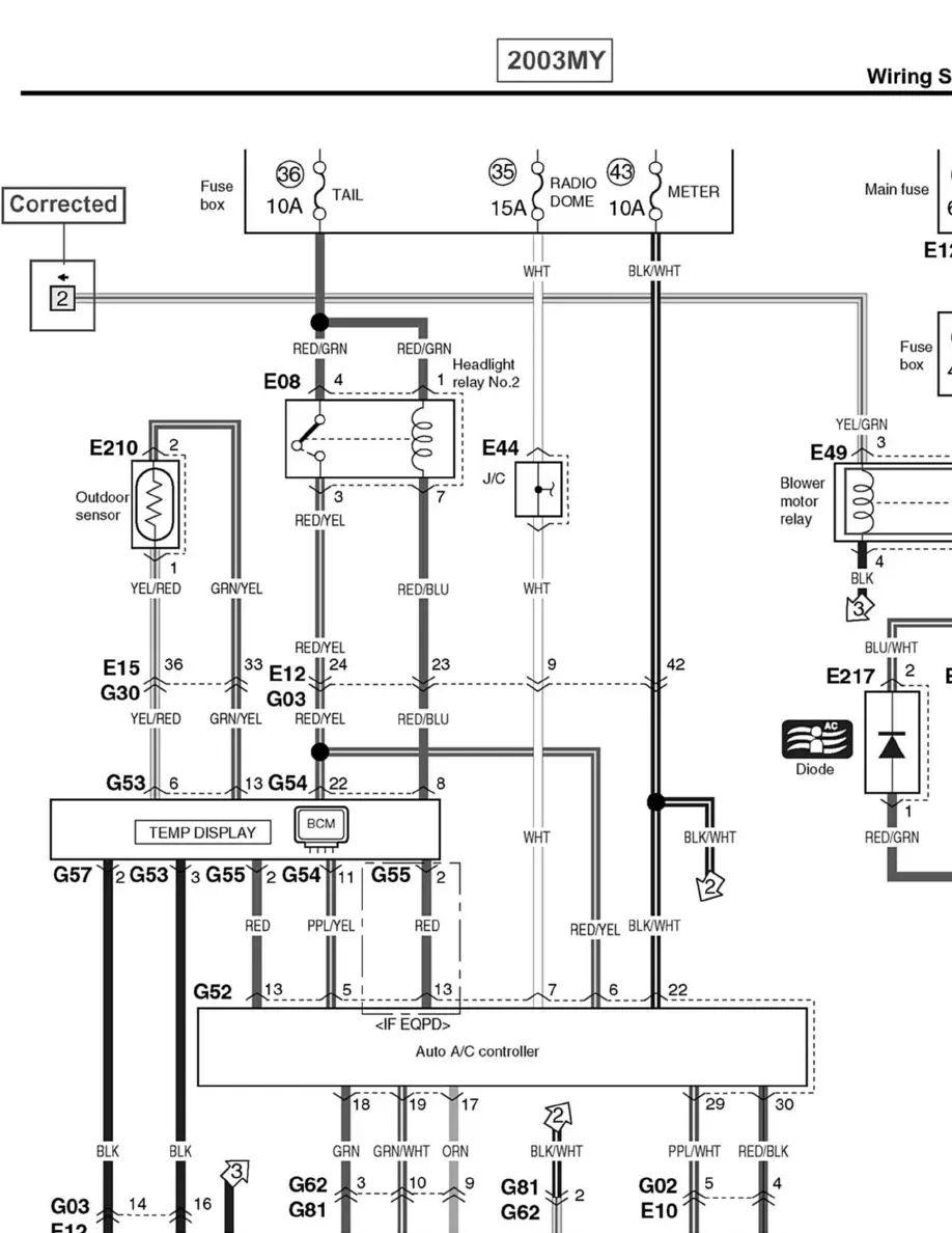 suzuki grand vitara starter wiring diagram