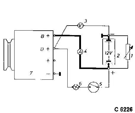 Alternator Wiring Diagram Moreover 3 Wire Delco Alternator Wiring