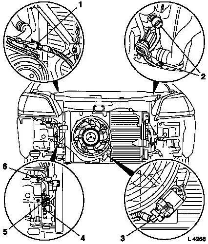 Vauxhall Schaltplang