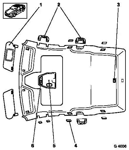 zafira rear door wiring harness