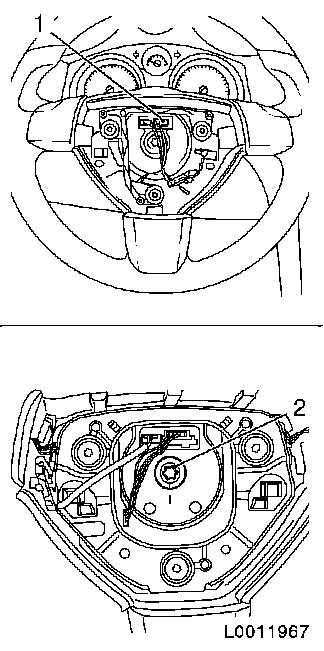 opel astra h airbag wiring diagram