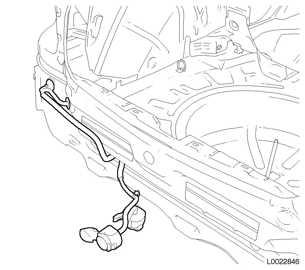 wiring diagram for witter towbar