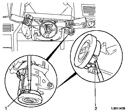 Vauxhall Workshop Manuals \u003e Astra H \u003e N Electrical Equipment and