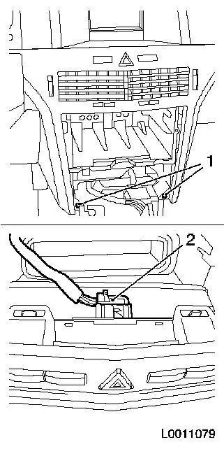 heating wiring harness