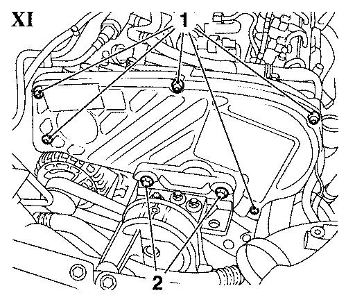 vauxhall astra engine diagram