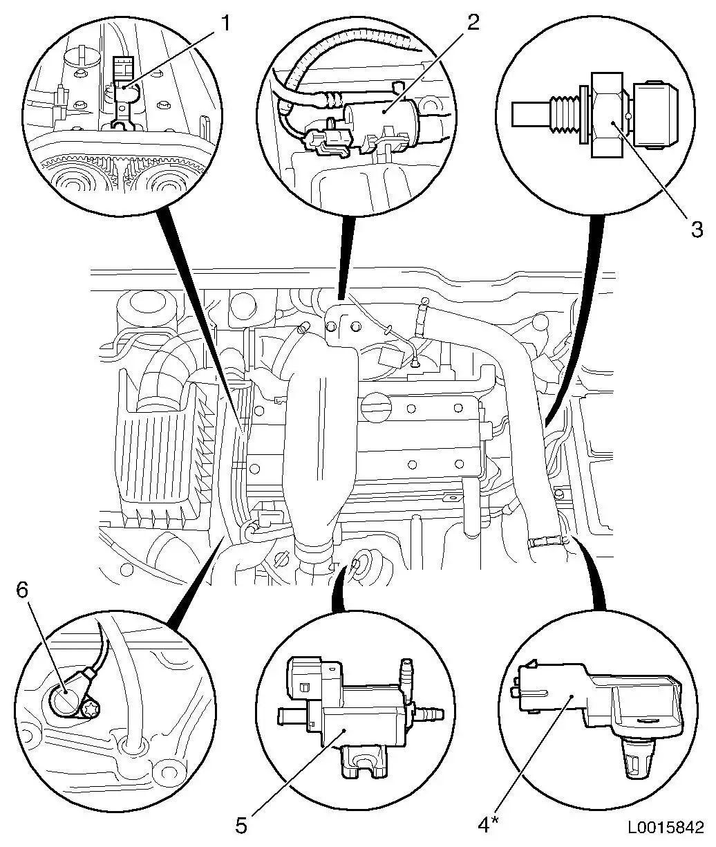 vauxhall insignia engine coolant