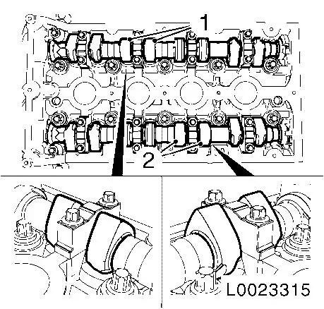 Vauxhall Workshop Manuals \u003e Astra H \u003e J Engine and Engine Aggregates