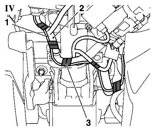 black wire harness tape