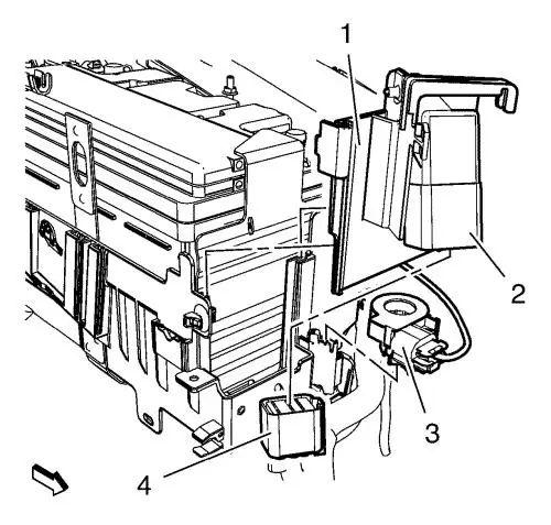 fuse box in astra 2002